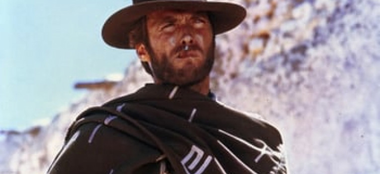 A Fistful of Dollars Re-Release Banner