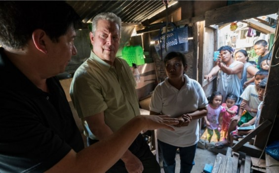 An Inconvenient Sequel with Live Link to Q&A Arts Cinema