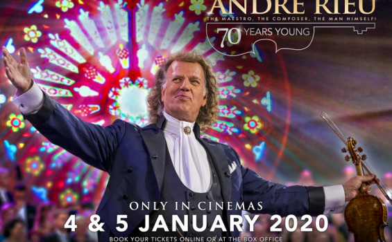 André Rieu: 70 YEARS YOUNG Arts Cinema