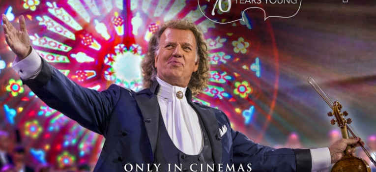 André Rieu: 70 YEARS YOUNG Banner