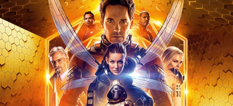 Ant-Man and the Wasp 2D Banner