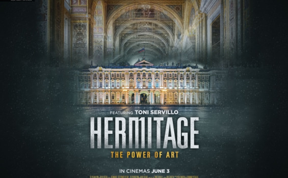 Art Beats - Hermitage: The Power of Art Arts Cinema