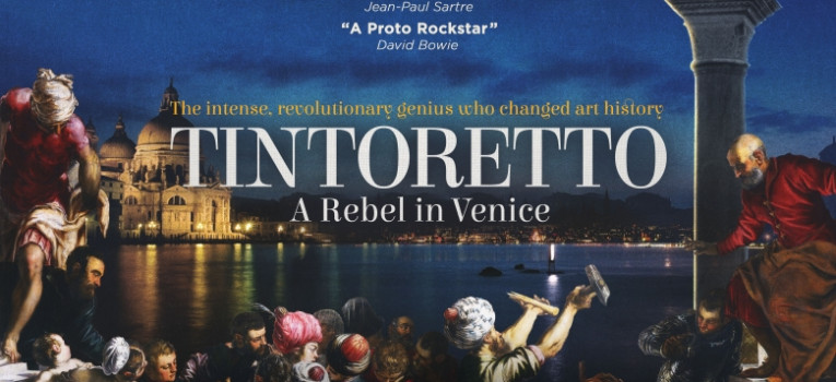 Art Beats - Tintoretto: A Rebel in Venice Banner