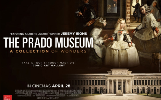 Art Beats-The Prado Museum:A Collection Of Wonders Arts Cinema
