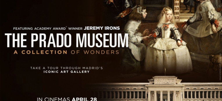 Art Beats-The Prado Museum:A Collection Of Wonders Banner