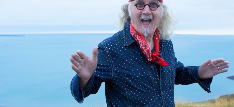 Billy Connolly: The Sex Life of Bandages Banner