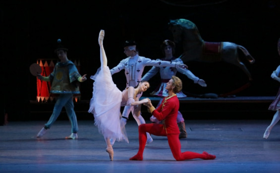 Bolshoi Ballet 2019-2020: The Nutcracker Recorded Arts Cinema