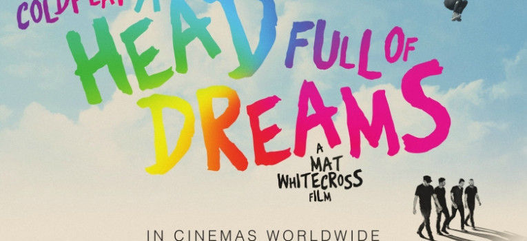 Coldplay: A Head Full of Dreams Banner
