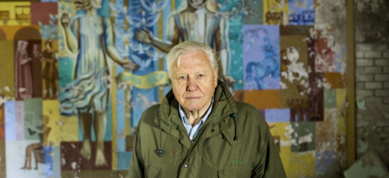 David Attenborough: A Life on Our Planet Banner