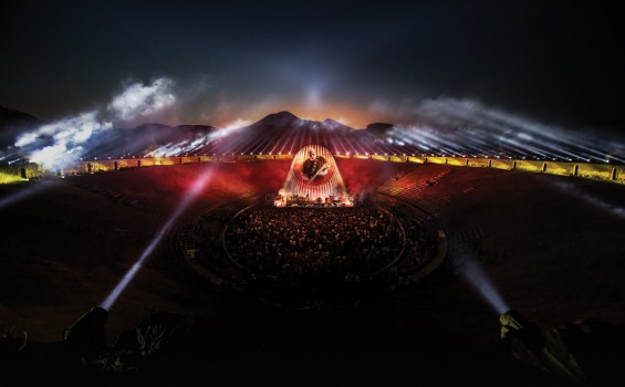 David Gilmour: Live at Pompeii Arts Cinema