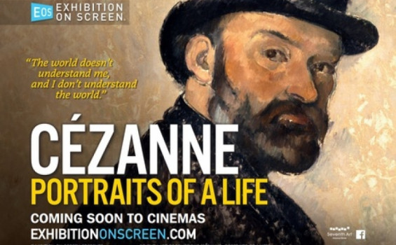EXHIBITION ON SCREEN: Cézanne Arts Cinema