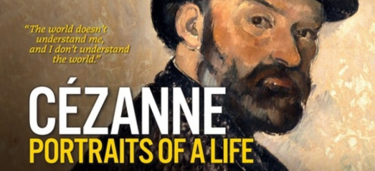 EXHIBITION ON SCREEN: Cézanne Banner
