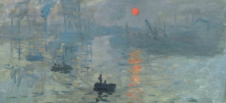 EXHIBITION ON SCREEN: I, Claude Monet Banner