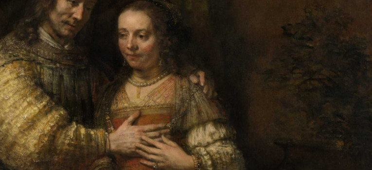 EXHIBITION ON SCREEN: Rembrandt (encore) Banner