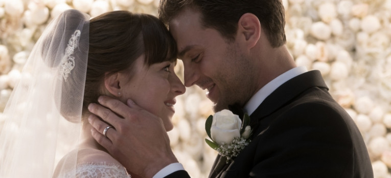 Fifty Shades Freed Banner