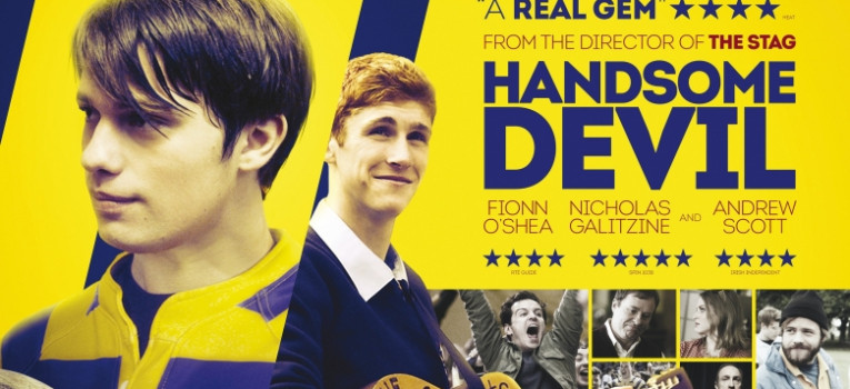 Handsome Devil Banner