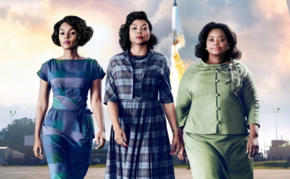 Hidden Figures Arts Cinema