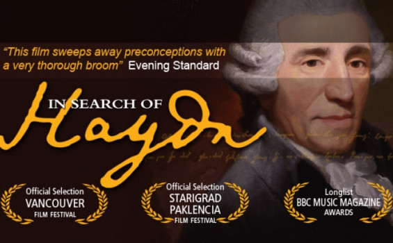 In Search of Haydn Arts Cinema
