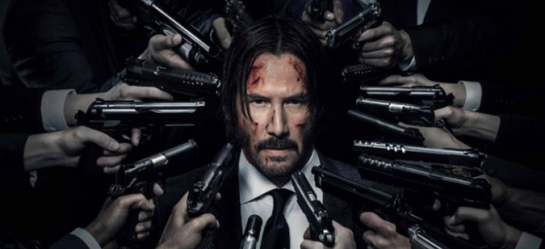 John Wick: Chapter Two Banner