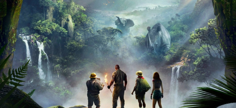 Jumanji: Welcome to the Jungle Banner