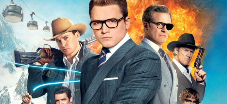 Kingsman: The Golden Circle Banner