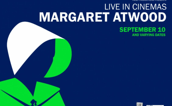 Margaret Atwood: Live in Cinemas Arts Cinema