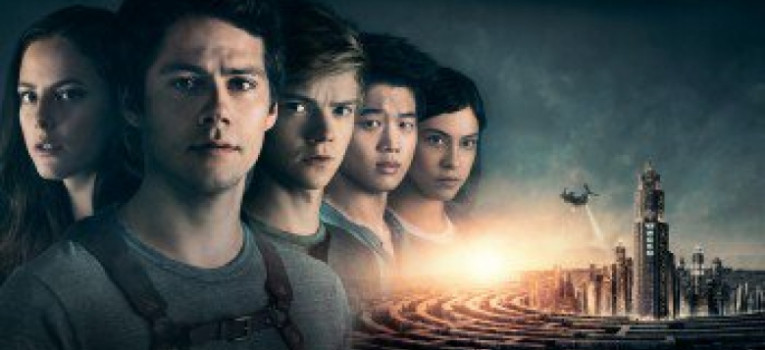 Maze Runner: The Death Cure AD/ST Banner