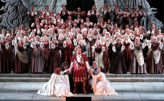 Met Opera 2016-17 Season: Idomeneo Arts Cinema