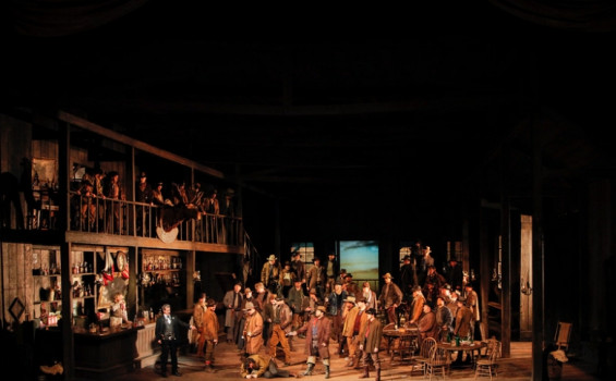 Met Opera 2018-19 Season: La Fanciulla del West Arts Cinema