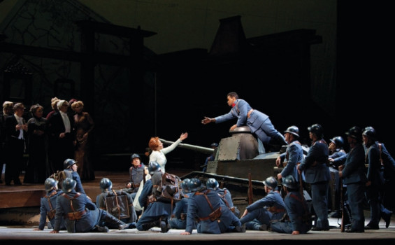 Met Opera 2018-19 Season: La Fille du Régiment Arts Cinema