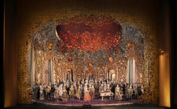 Met Opera 2018-19 Season: La Traviata (Encore) Arts Cinema