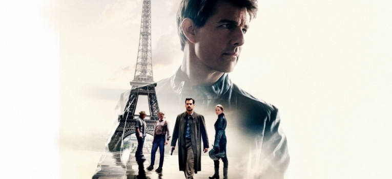 Mission: Impossible - Fallout 2D Banner