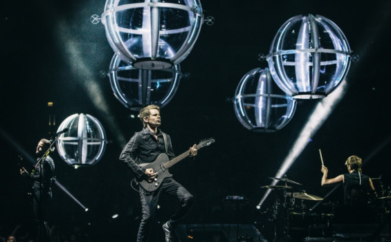 Muse: Drones World Tour Arts Cinema