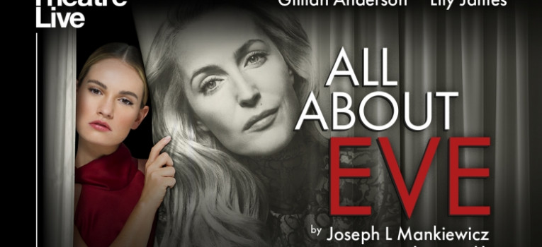 National Theatre Live: All About Eve Banner