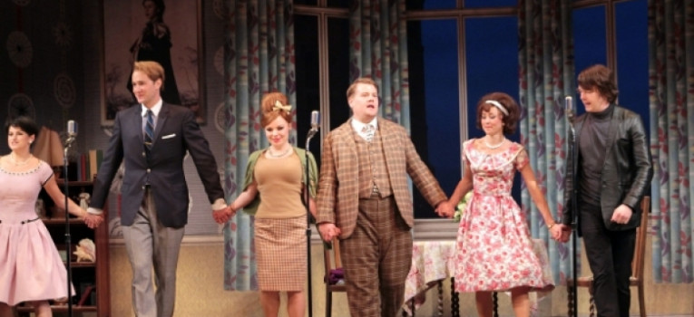 NT Live: One Man, Two Guvnors (Encore) Banner