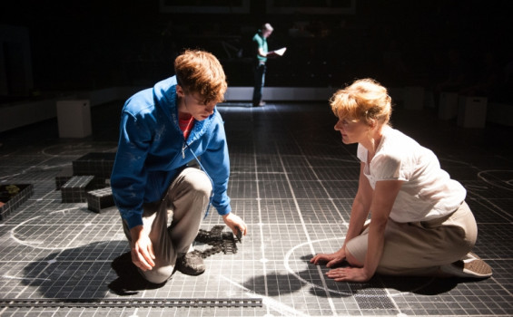 NT Live The Curious Incident of the Dog (encore) Arts Cinema