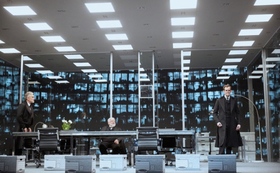 NT Live: The Lehman Trilogy Arts Cinema