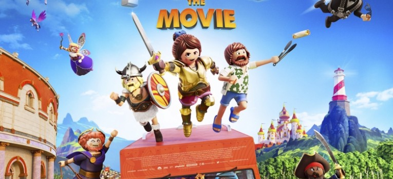 Playmobil: The Movie Banner
