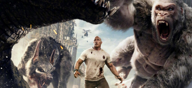 Rampage 3D Banner
