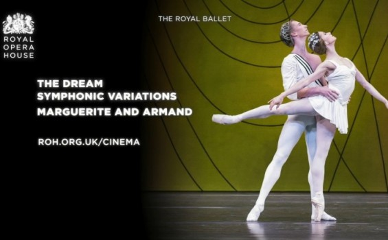 RB- Dream/Symphonic Variations/Marguerite & Armand Arts Cinema