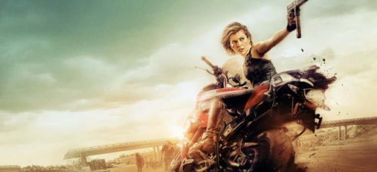 Resident Evil The Final Chapter 23: Resident Evil: The Final Chapter 3D