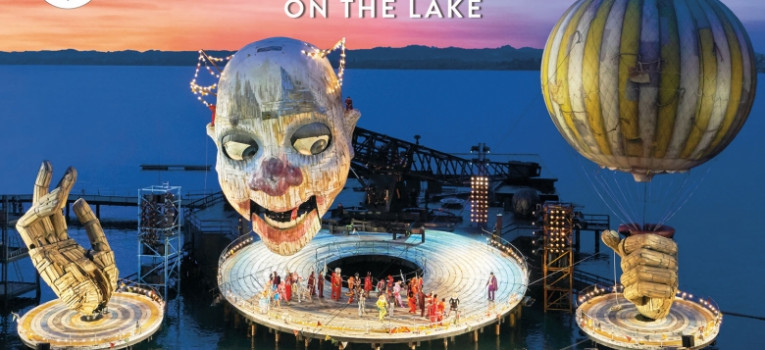Rigoletto on the Lake Banner