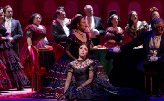 ROH 2018/19: La Traviata Arts Cinema