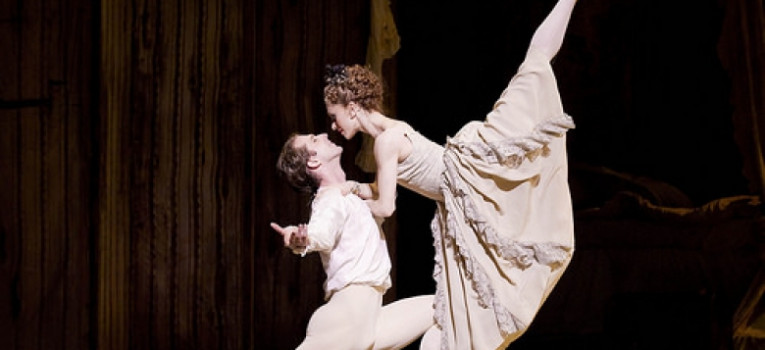 Royal Ballet 2017/2018: Manon Banner