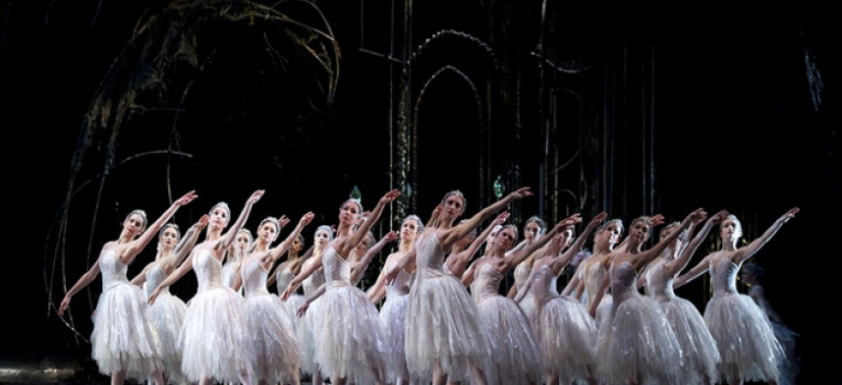 Royal Ballet 2017/2018: Swan Lake Banner