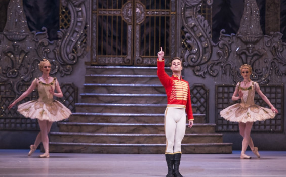 Royal Ballet 2017/2018: The Nutcracker Arts Cinema