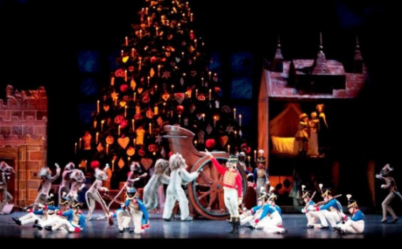 Royal Ballet 2018/19 Season: The Nutcracker Arts Cinema