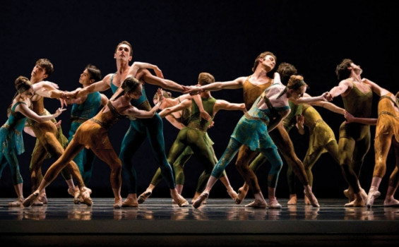 Royal Ballet: Within the Golden Hour / New Cherkao Arts Cinema