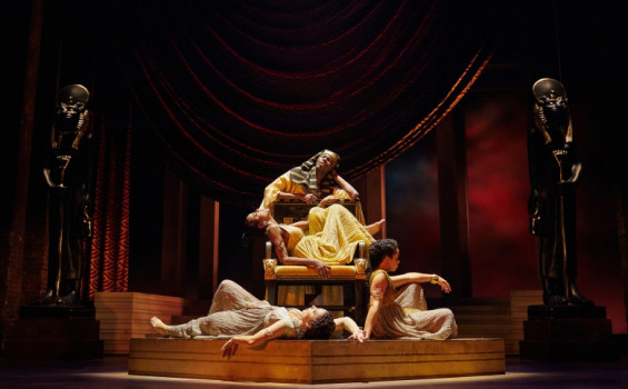 RSC Antony and Cleopatra Arts Cinema