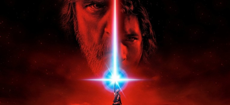 Star Wars: The Last Jedi 3D Banner
